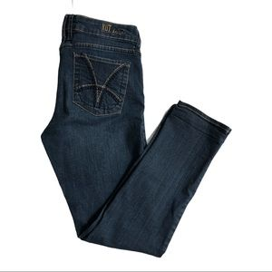 Kut From The Kloth Ankle Jeans Sz 6